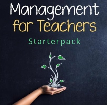 Management for Teachers