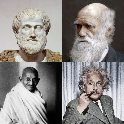 Famous Teachers through the ages